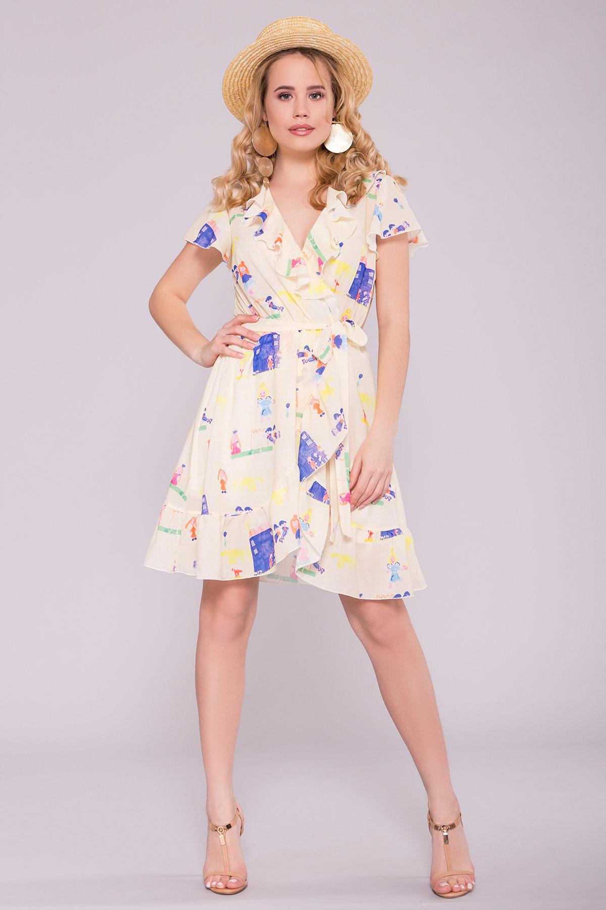 Платья от производителя Платье Лигра 7096