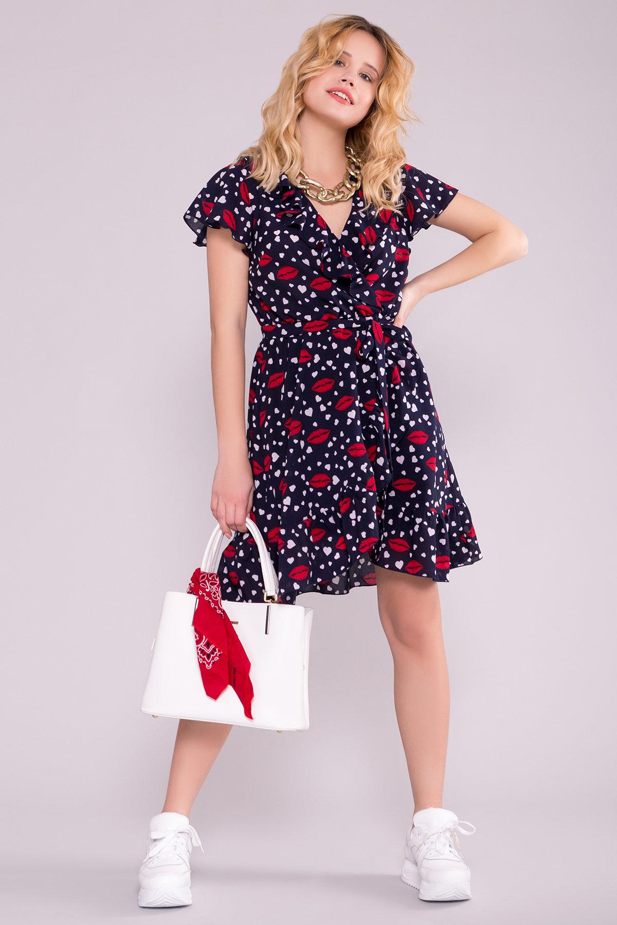 Купить платья в интернет магазине Платье Лигра 7096