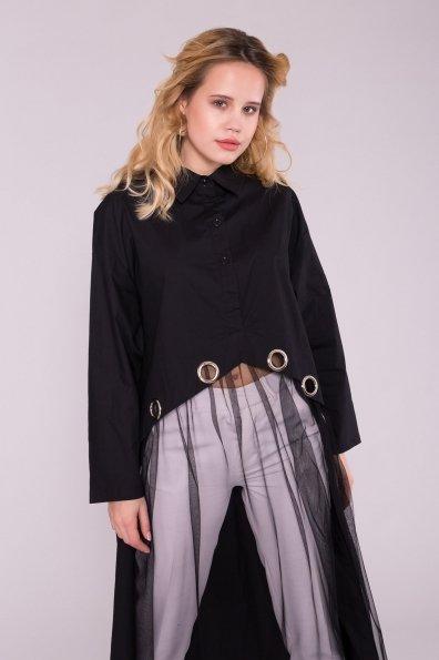 Черное Платье 7169 Цвет: Черный