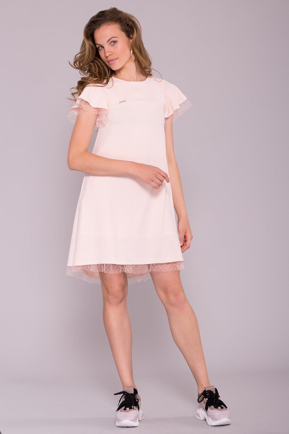 Платье оптом от производителя Modus Платье Романтик 7154