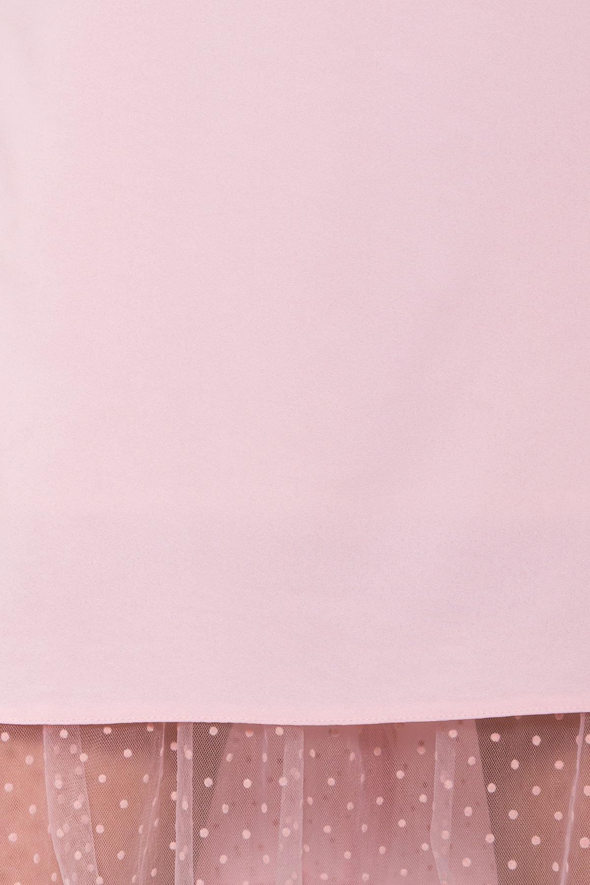 Платье Романтик 7154 Цвет: Розовый Светлый 8