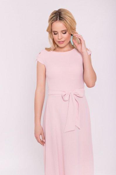 Платье Жане 7181 Цвет: Пудра