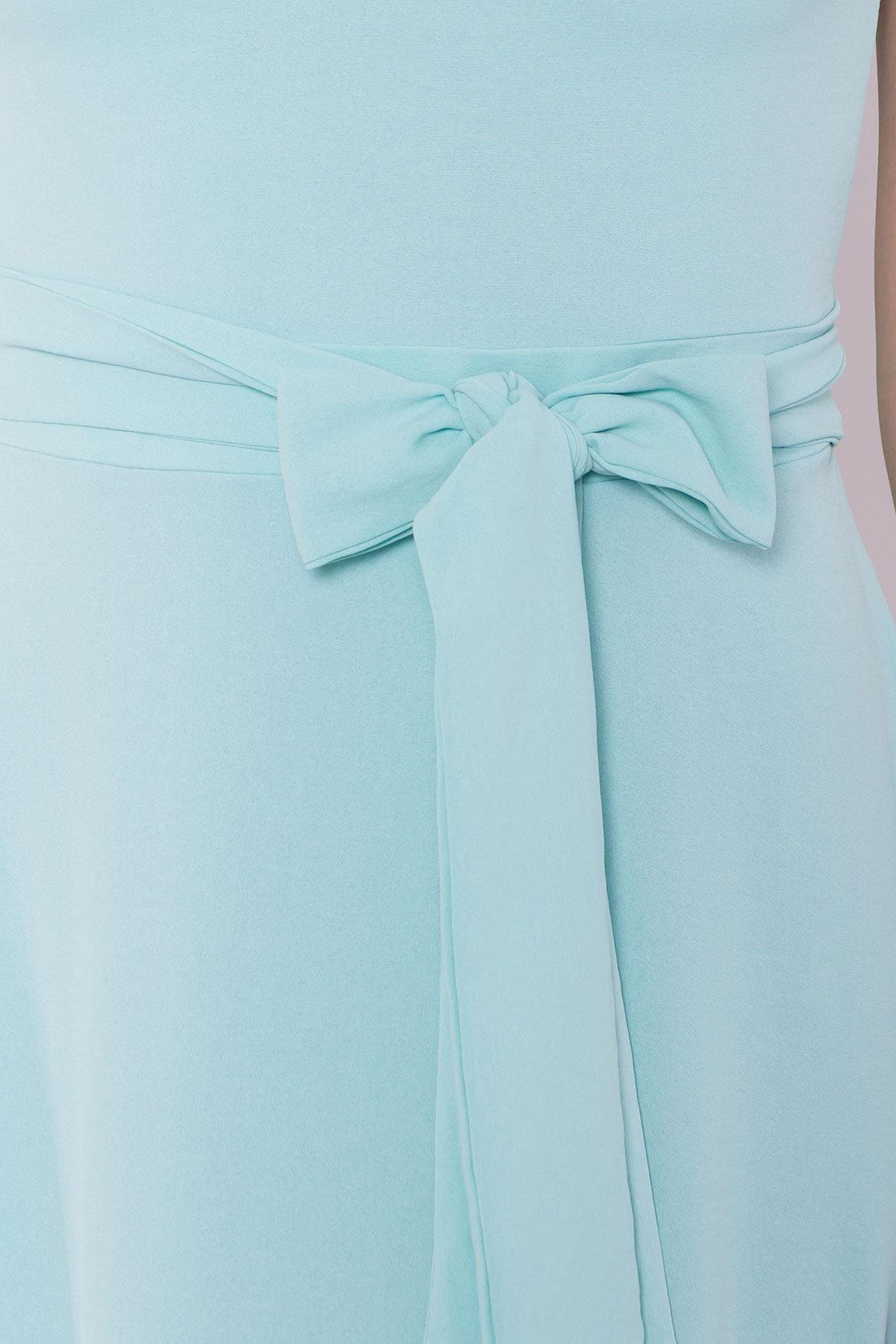 Платье Жане 7181 АРТ. 42599 Цвет: Мята - фото 6, интернет магазин tm-modus.ru