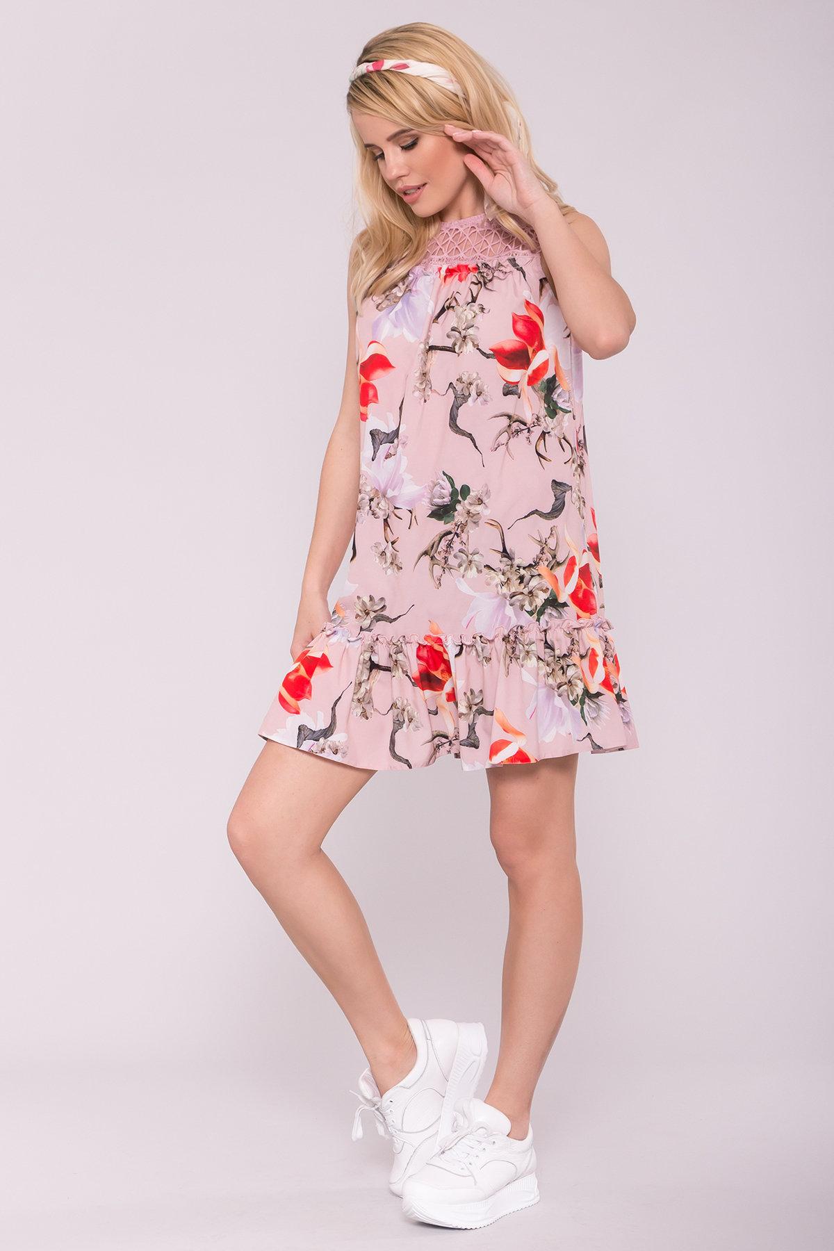 Платья от украинского производителя Платье Флеа 7112