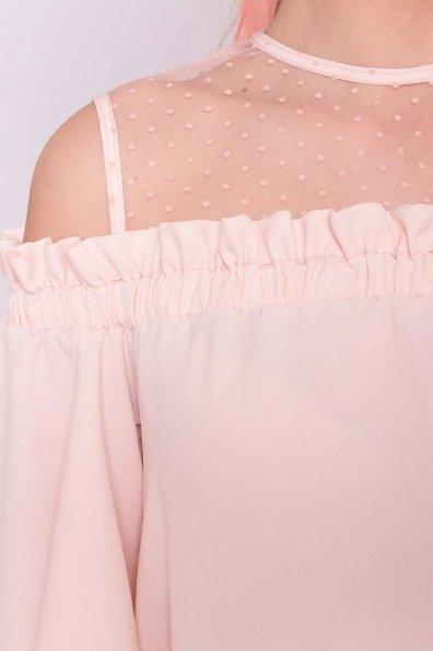 Платье Молена 7138 Цвет: Розовый Светлый