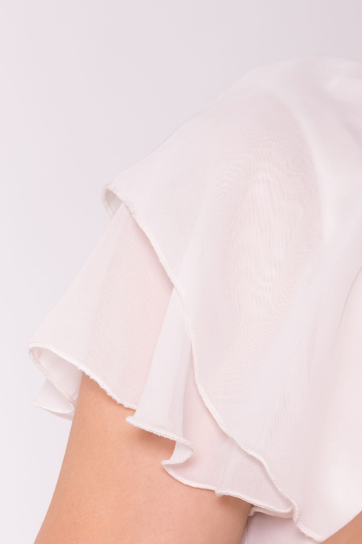 Блуза Дайан 7235 Цвет: Молоко