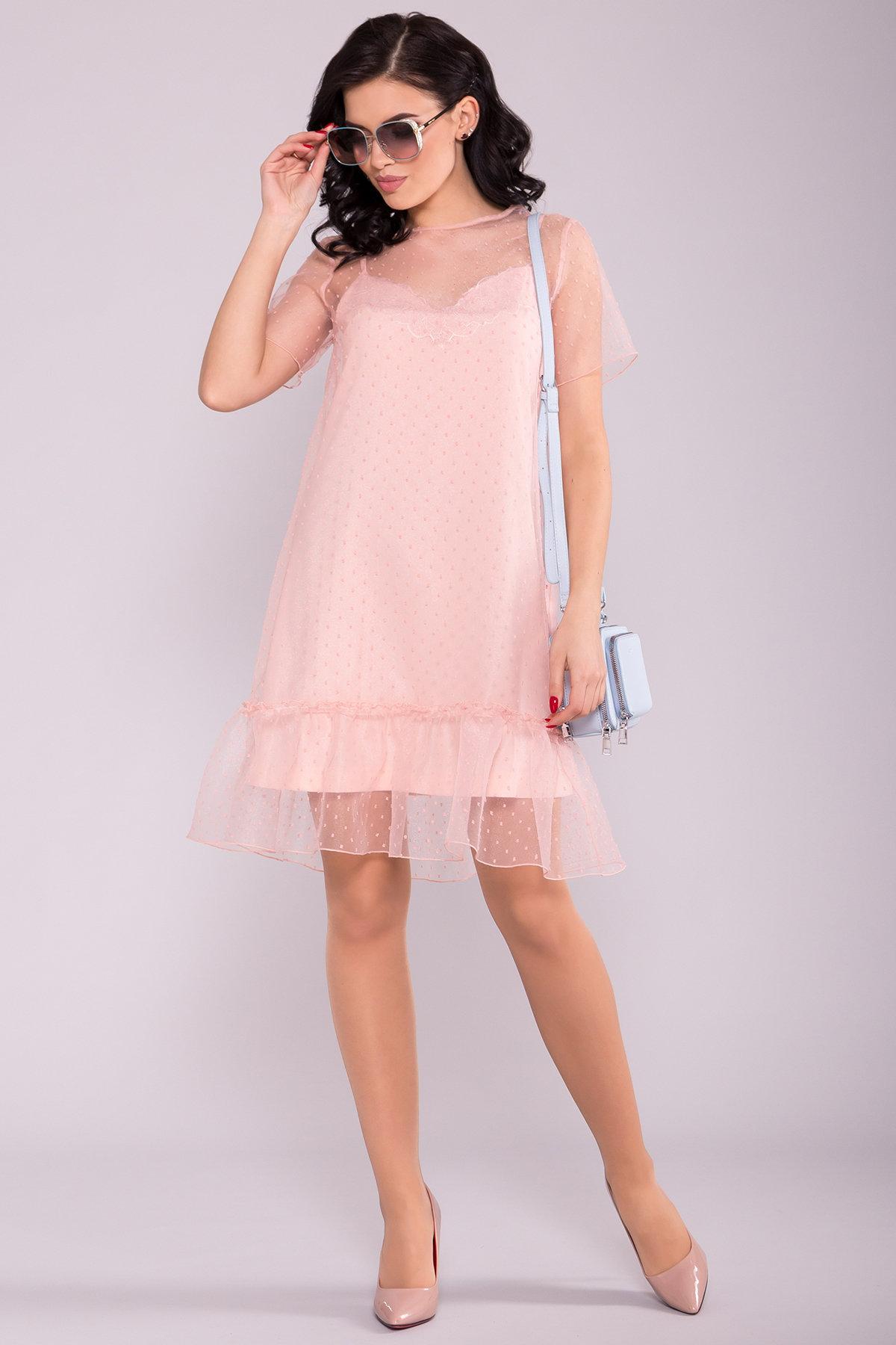 Купить платье оптом Украина Modus Платье Леонела 6960