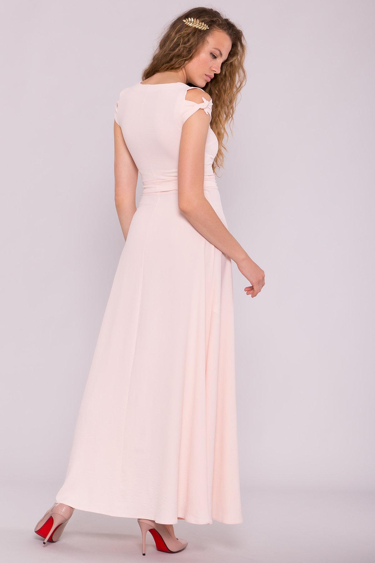 Платье Жане 7181 АРТ. 42598 Цвет: Розовый Светлый - фото 3, интернет магазин tm-modus.ru