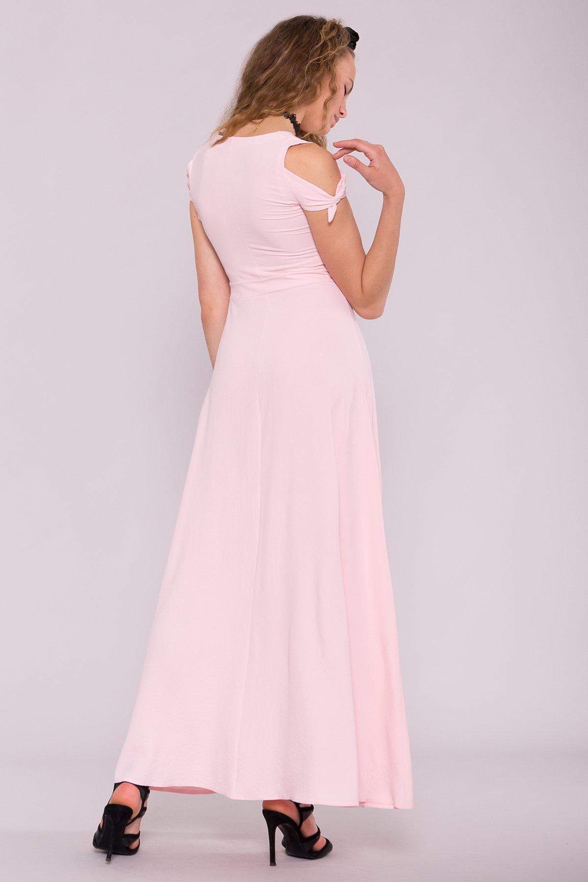 Платье Жане 7181 АРТ. 42597 Цвет: Розовый - фото 3, интернет магазин tm-modus.ru