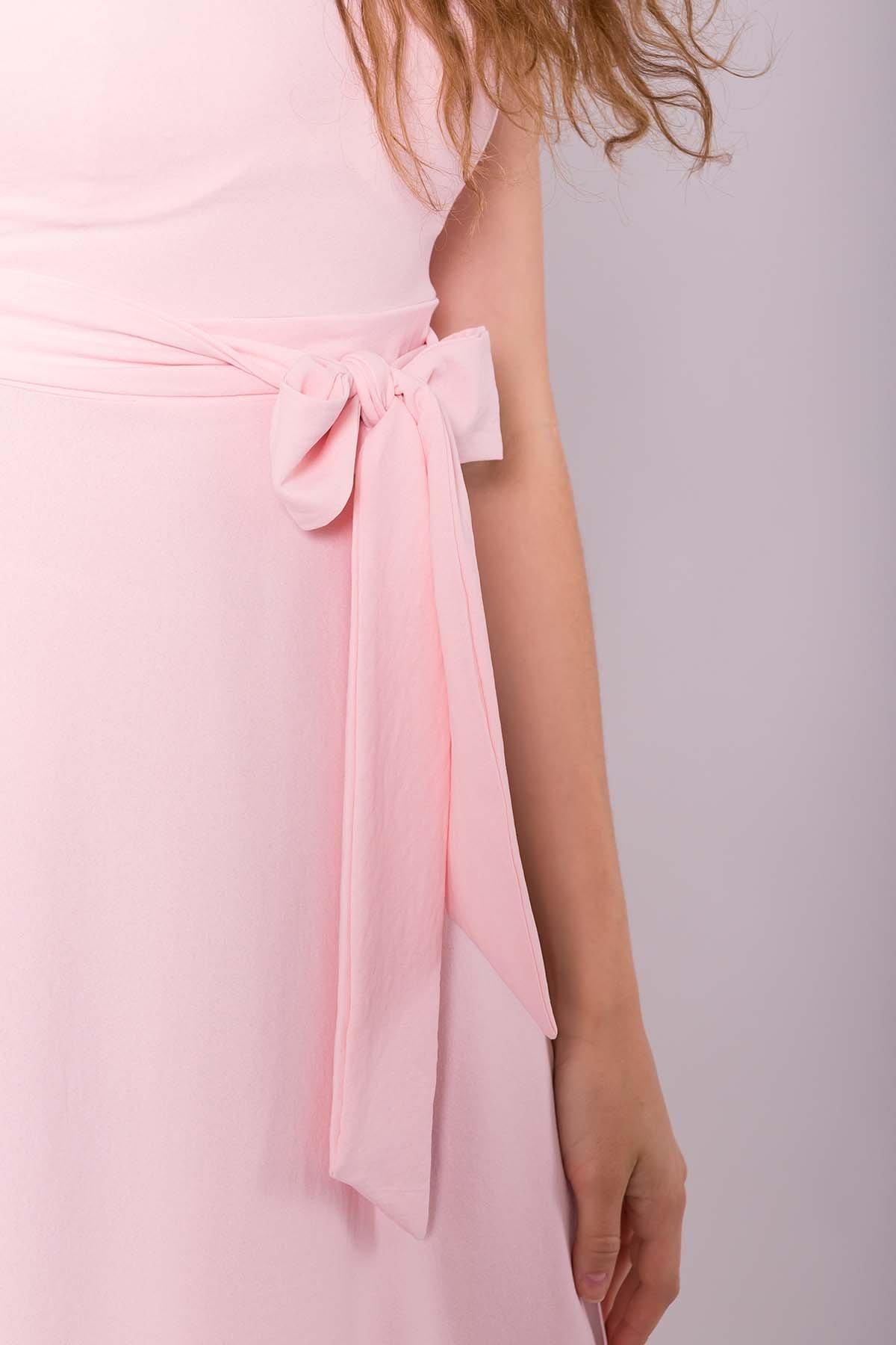 Платье Жане 7181 АРТ. 42597 Цвет: Розовый - фото 5, интернет магазин tm-modus.ru
