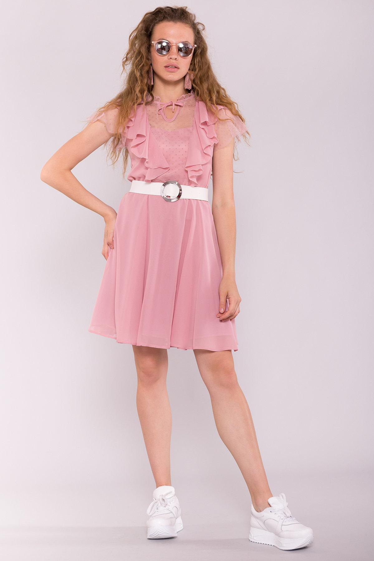 Платье Дали 6992 Цвет: Пудра 4