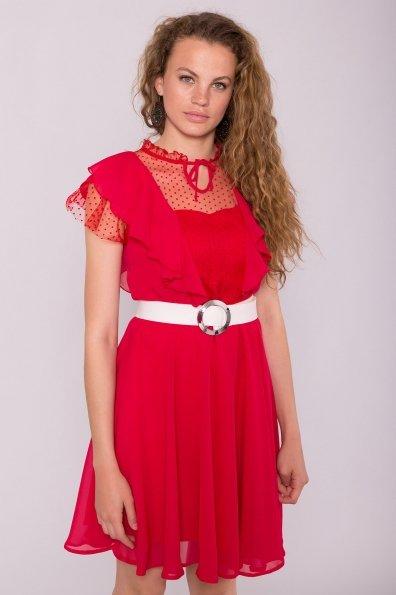 Платье Дали 6992 Цвет: Красный 12