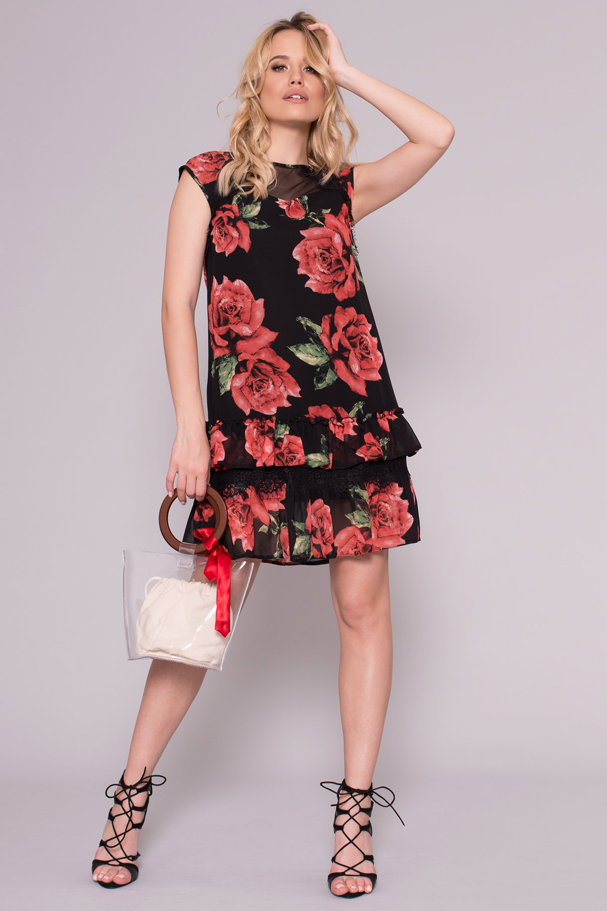 летние платья Платье Нектар 6916