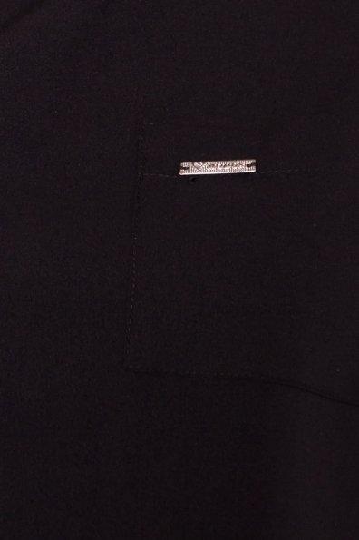 Блуза Девайс 7324 Цвет: Черный