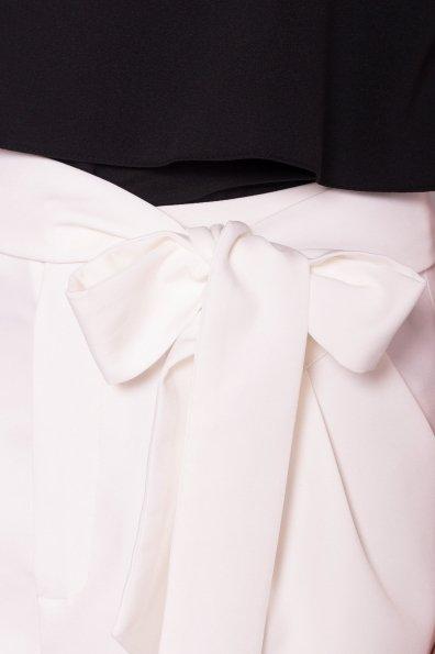 Однотонные шорты Камю 7329 Цвет: Молоко