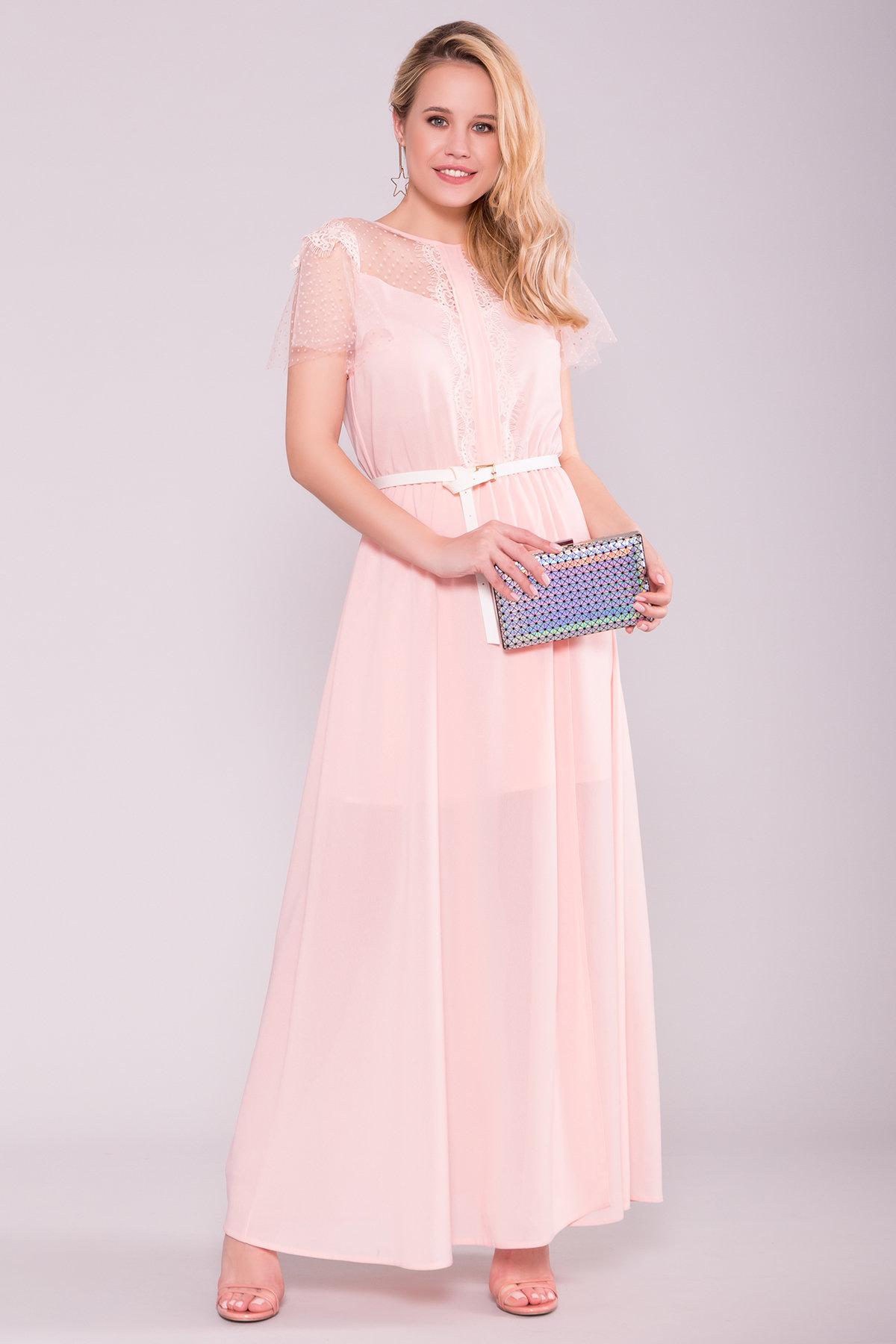 Трикотажные платья оптом Платье Австралия 7333