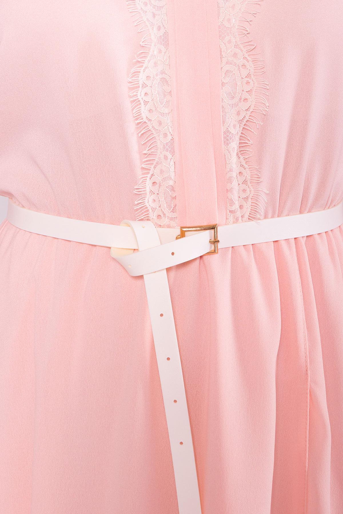 Платье Австралия 7333 АРТ. 43030 Цвет: Пудра Светлая - фото 5, интернет магазин tm-modus.ru
