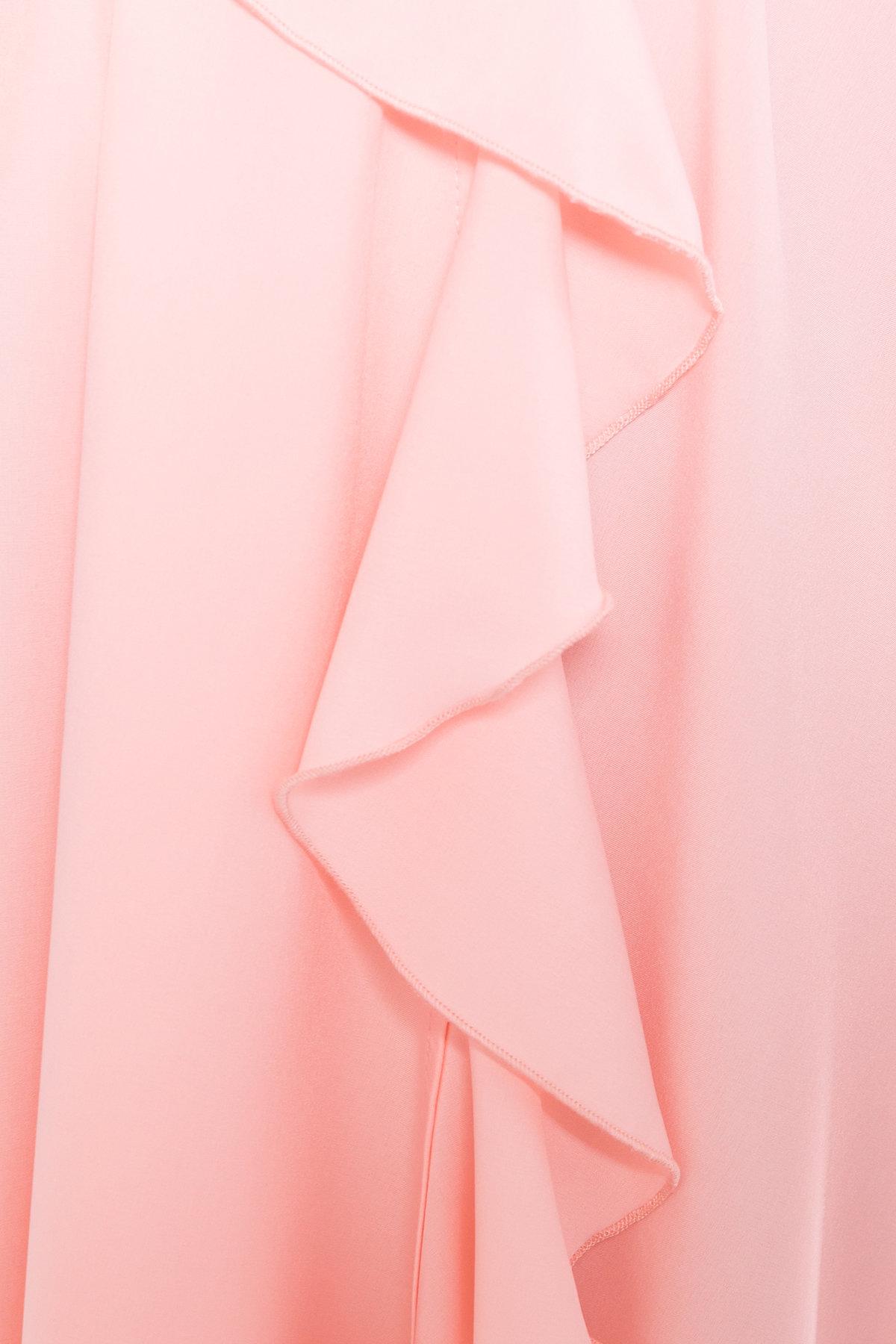 Платье Нуара 7358 АРТ. 43102 Цвет: Пудра 7 - фото 4, интернет магазин tm-modus.ru