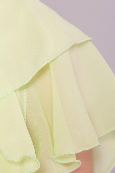 Блуза Дайан 7235 Цвет: Лимон