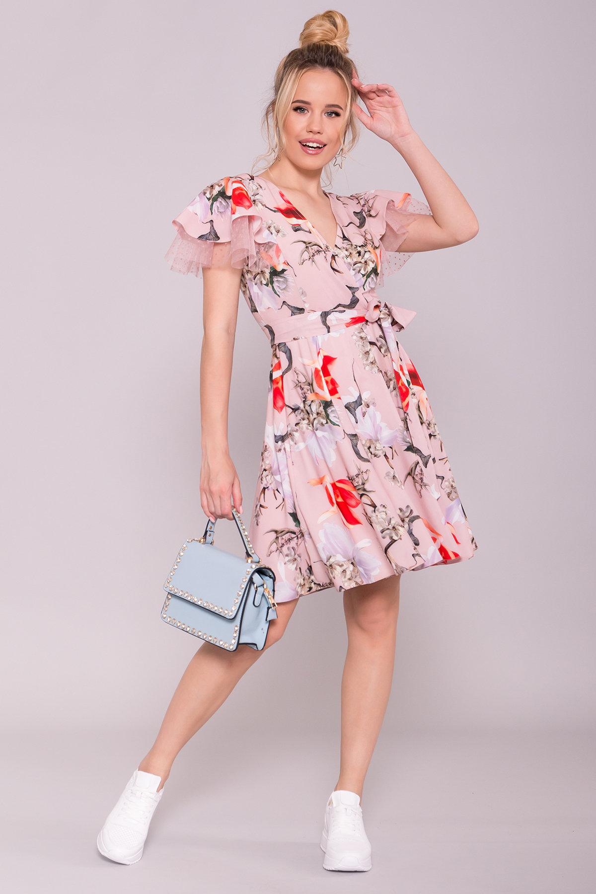 летние платья фото Платье Милея 7059