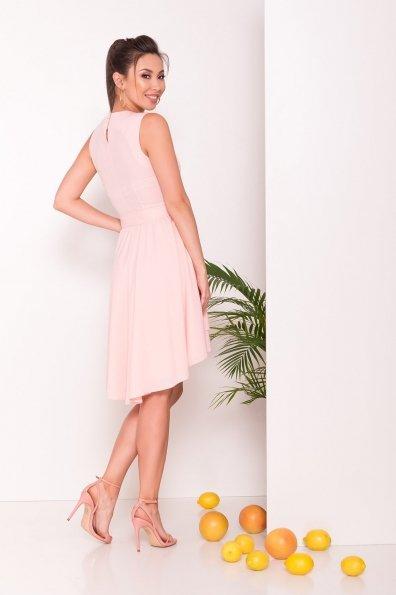 Платье Нимфа 7247 Цвет: Пудра 7