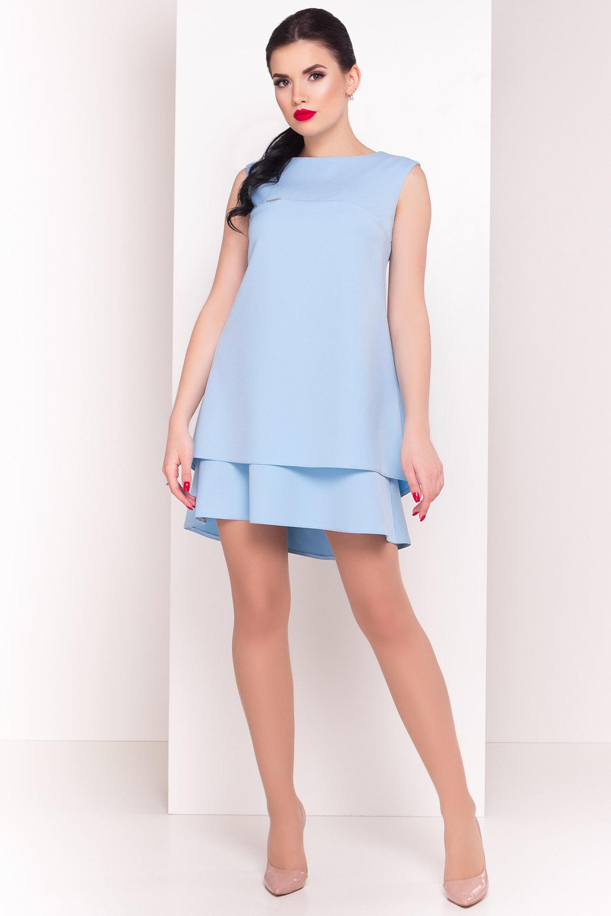 Женская одежда оптом от производителя Платье Делафер 2965