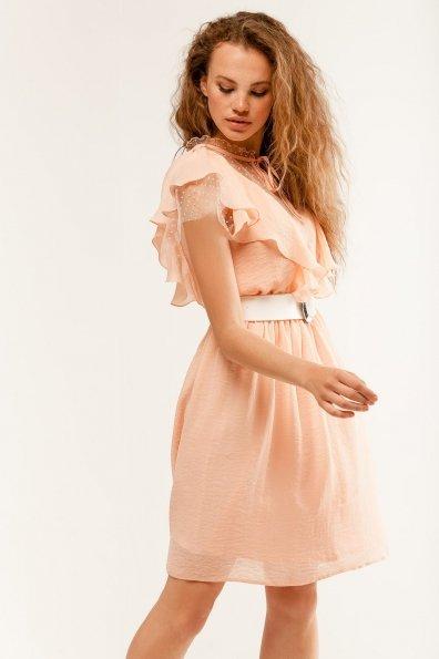 Платье Дали 6992 Цвет: Пудра