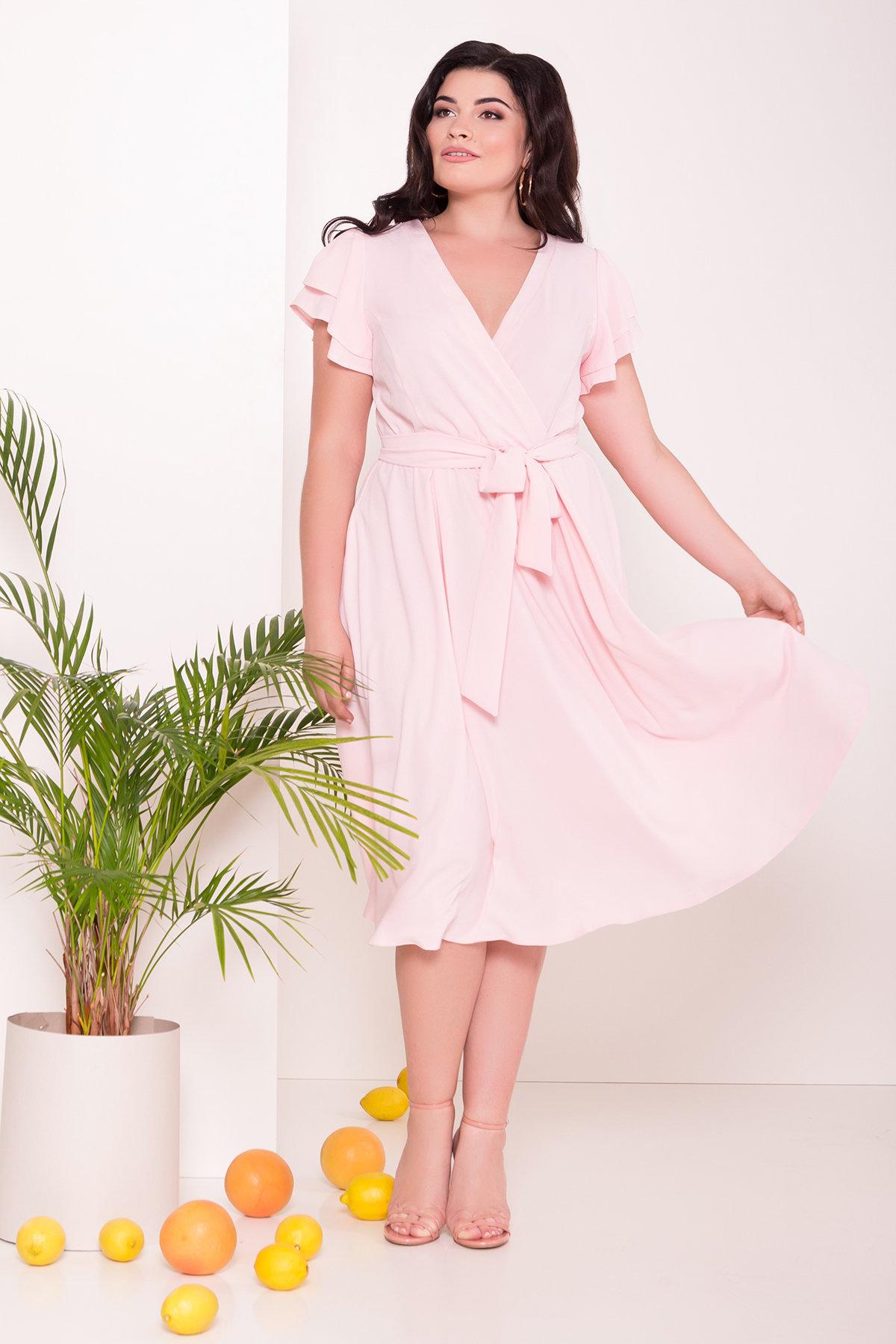 купить платье большого размера Платье Аделиса DONNA 7355