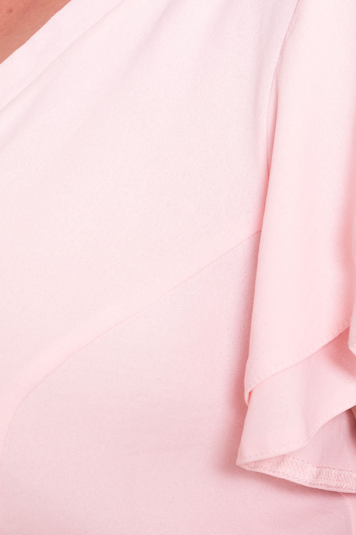 Платье Аделиса DONNA 7355 АРТ. 43166 Цвет: Розовый Светлый - фото 4, интернет магазин tm-modus.ru