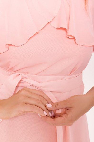 Платье Пикабу 7449 Цвет: Персик