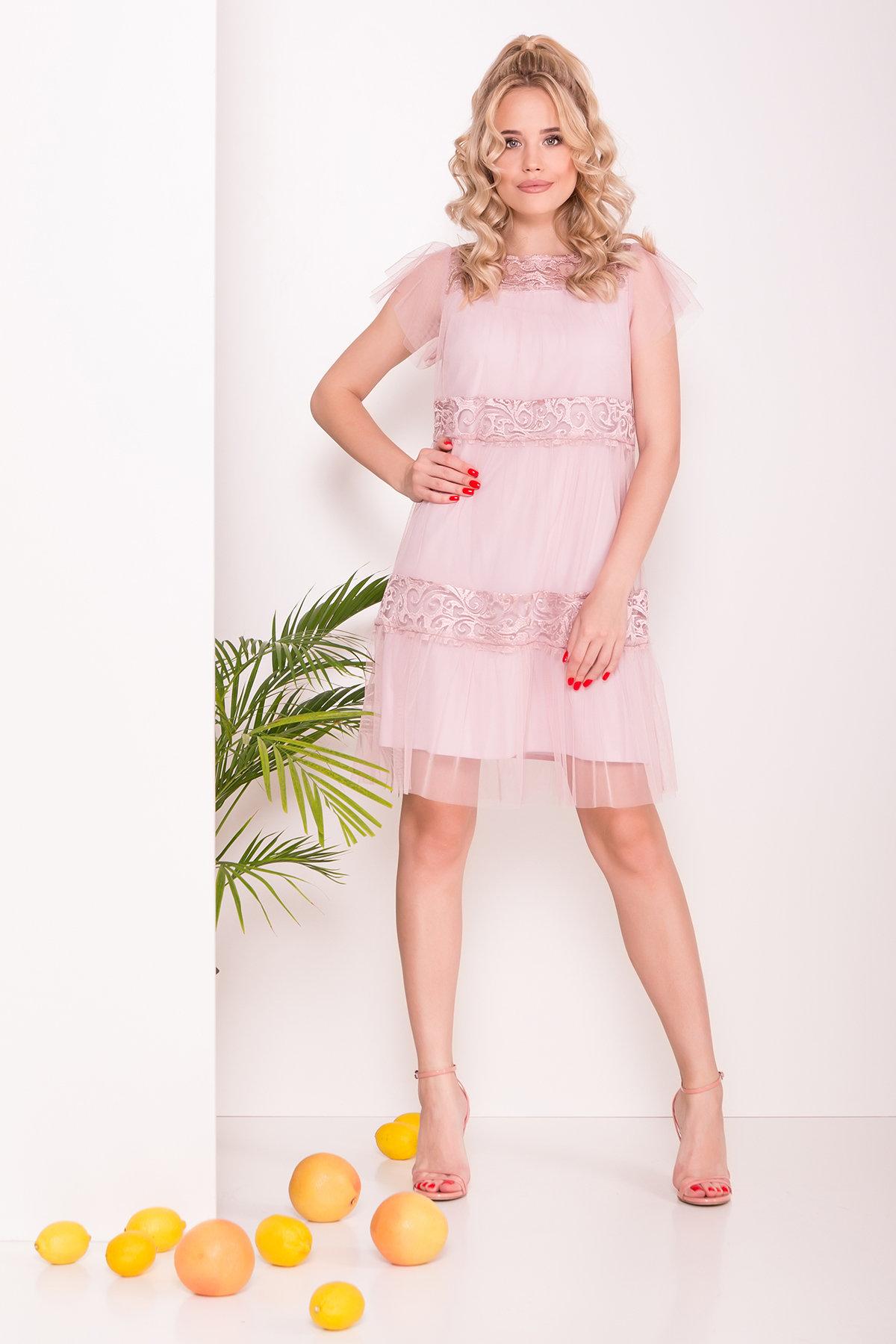 Купить платья оптом в Украине Платье Френсис  6485