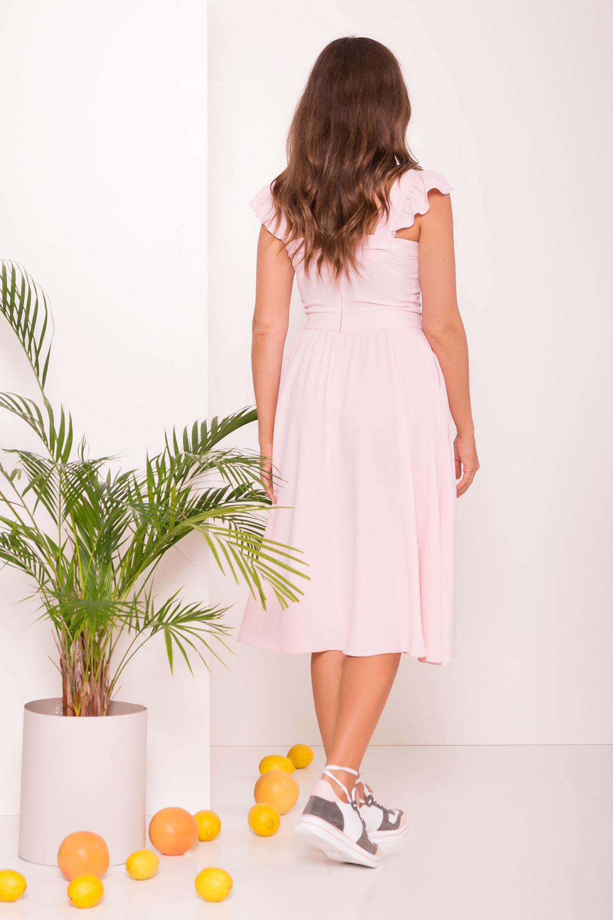 Платье Ундина 7410 Цвет: Розовый Светлый 8