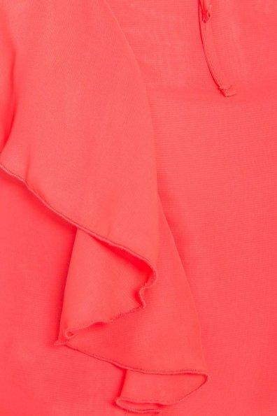 Блуза Дайан 7235 Цвет: Коралл