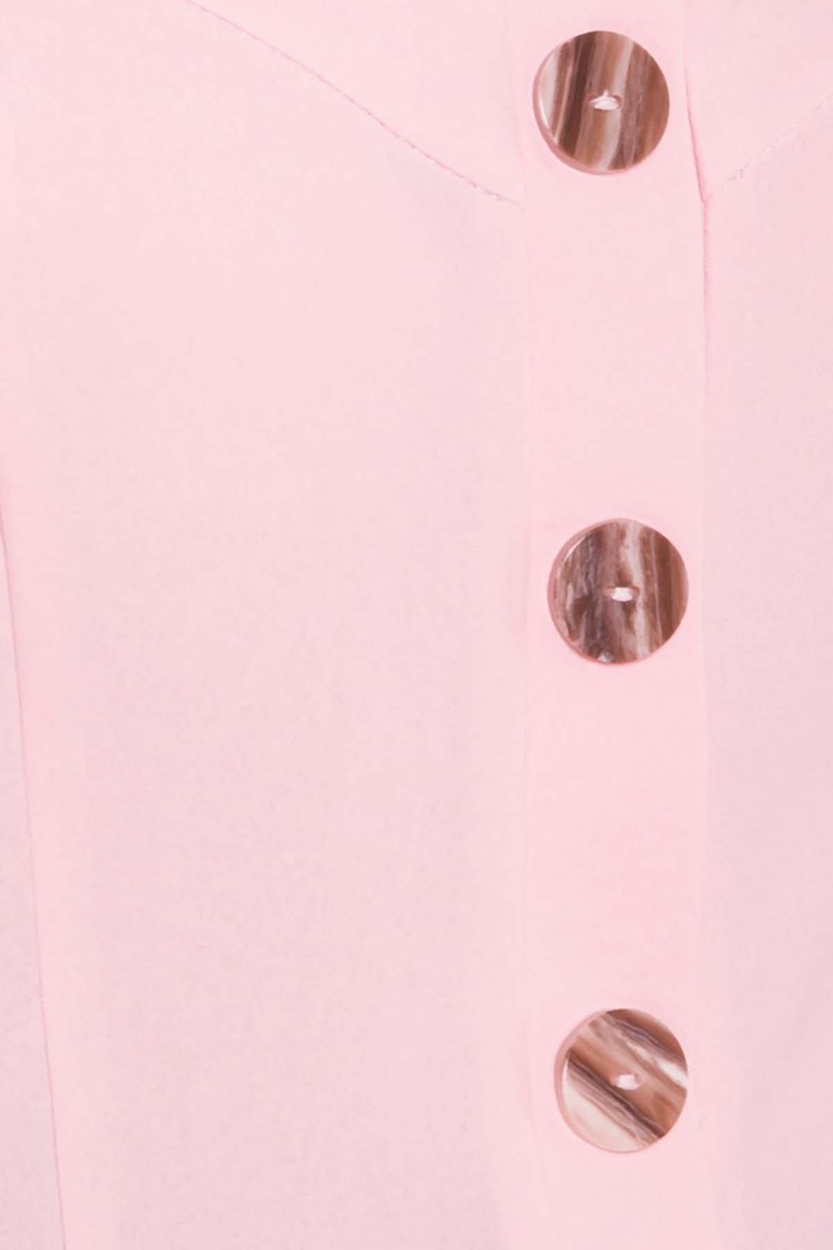 Топ Альс 7462 Цвет: Розовый