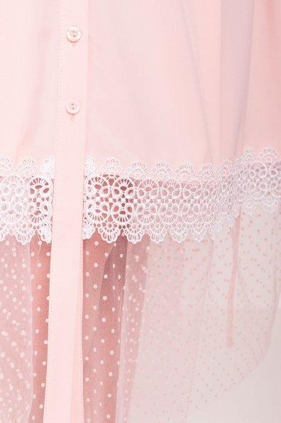 Платье Паула Donna 6937 Цвет: Пудра светлая 154