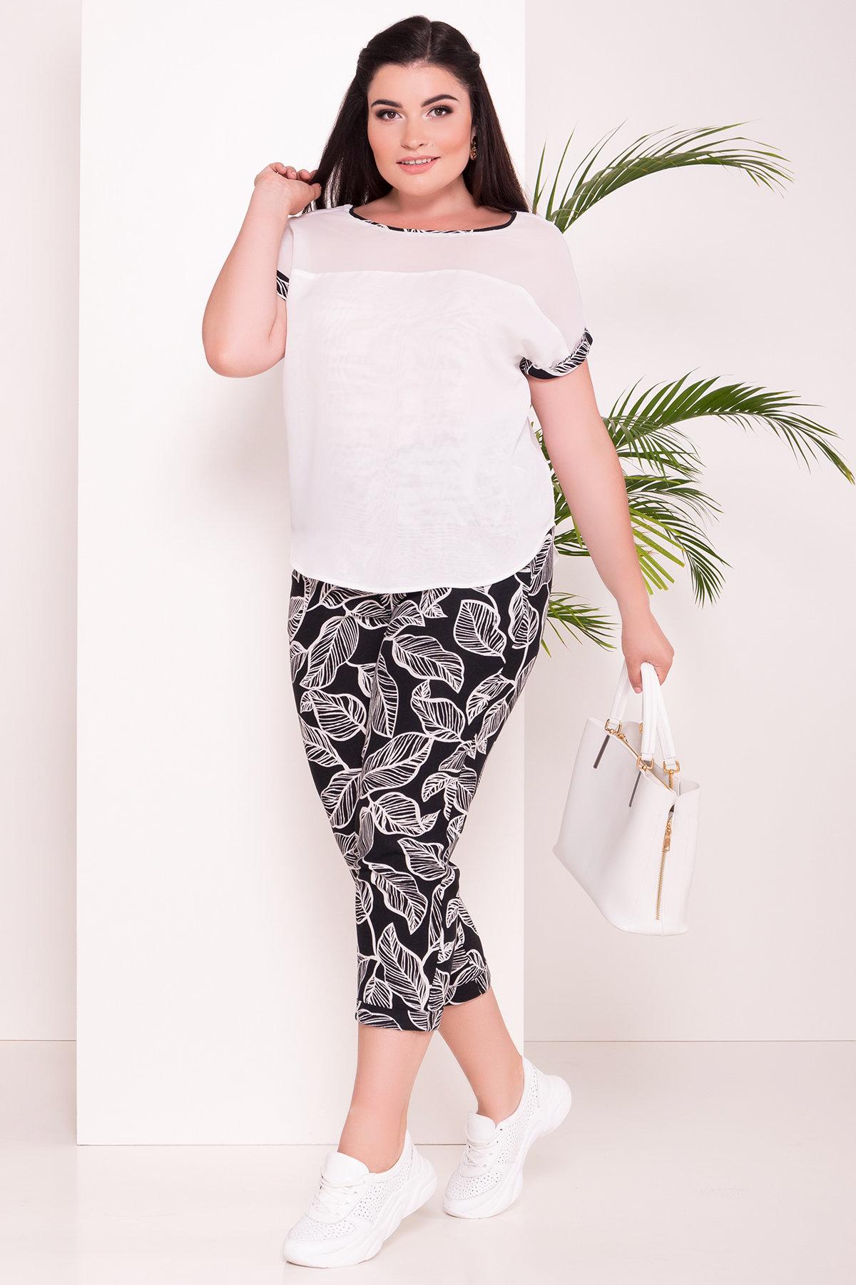 одежда больших размеров для женщин Костюм Малибу Donna 7562