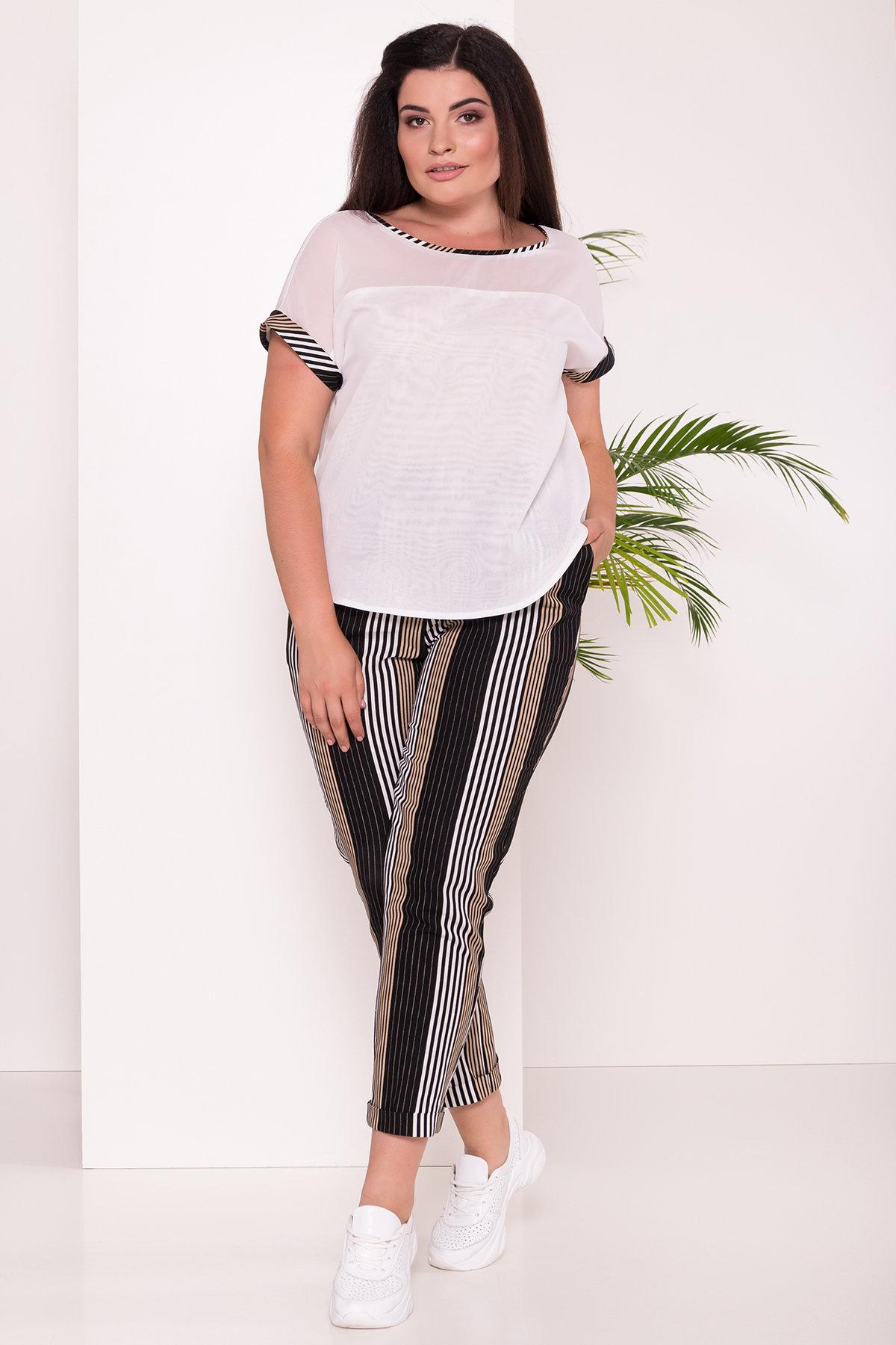 женская одежда больших размеров Костюм Малибу Donna 7562
