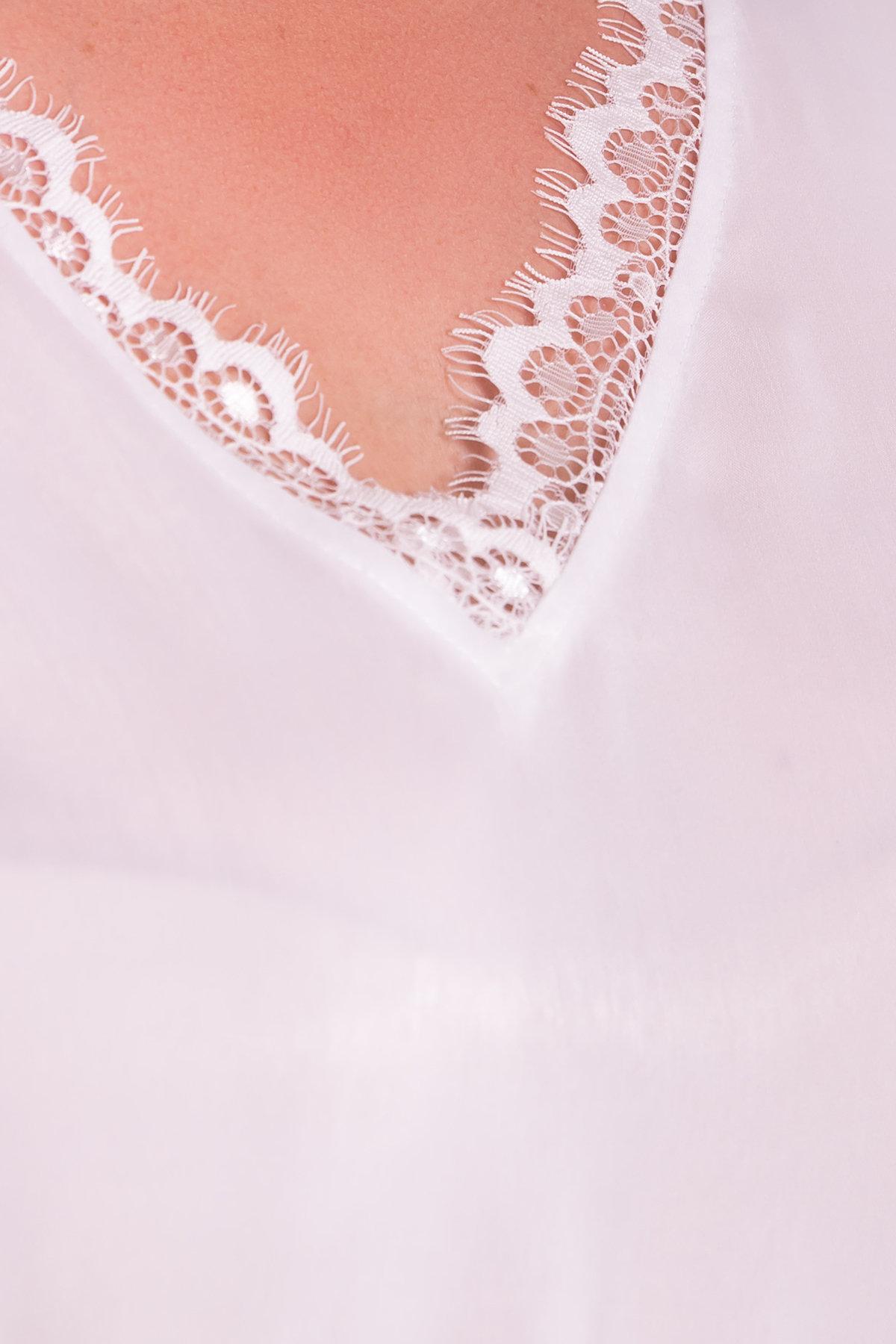 Топ Конти Donna 7564 АРТ. 43503 Цвет: Белый - фото 4, интернет магазин tm-modus.ru