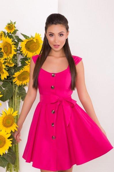 Платье Джонни 7413 Цвет: Коралл