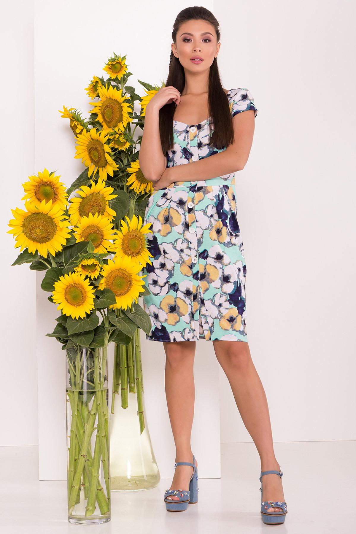 летние платья фото Платье Марсель 7612