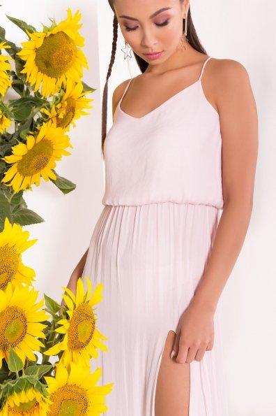 Платье Фея 7583 Цвет: Розовый Светлый