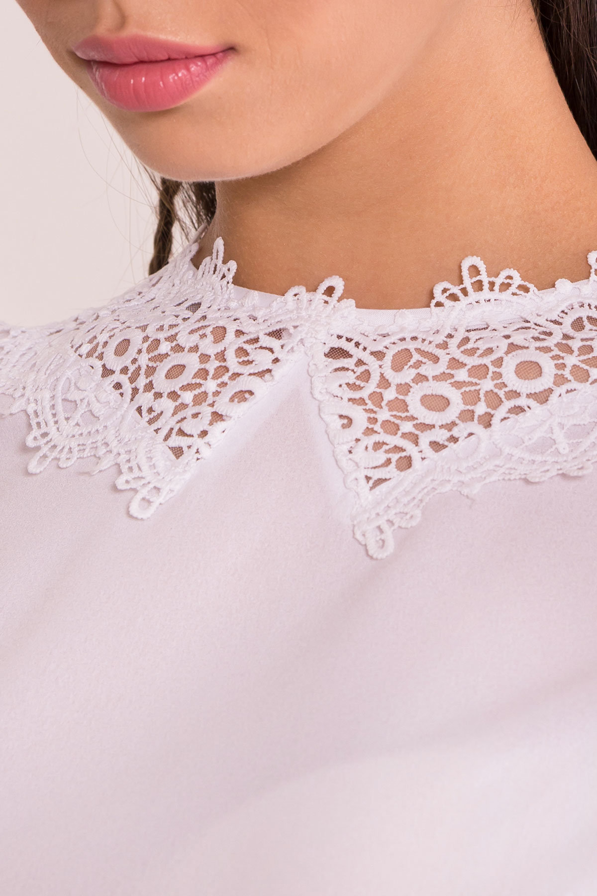Блуза Алмея 7662 Цвет: Белый