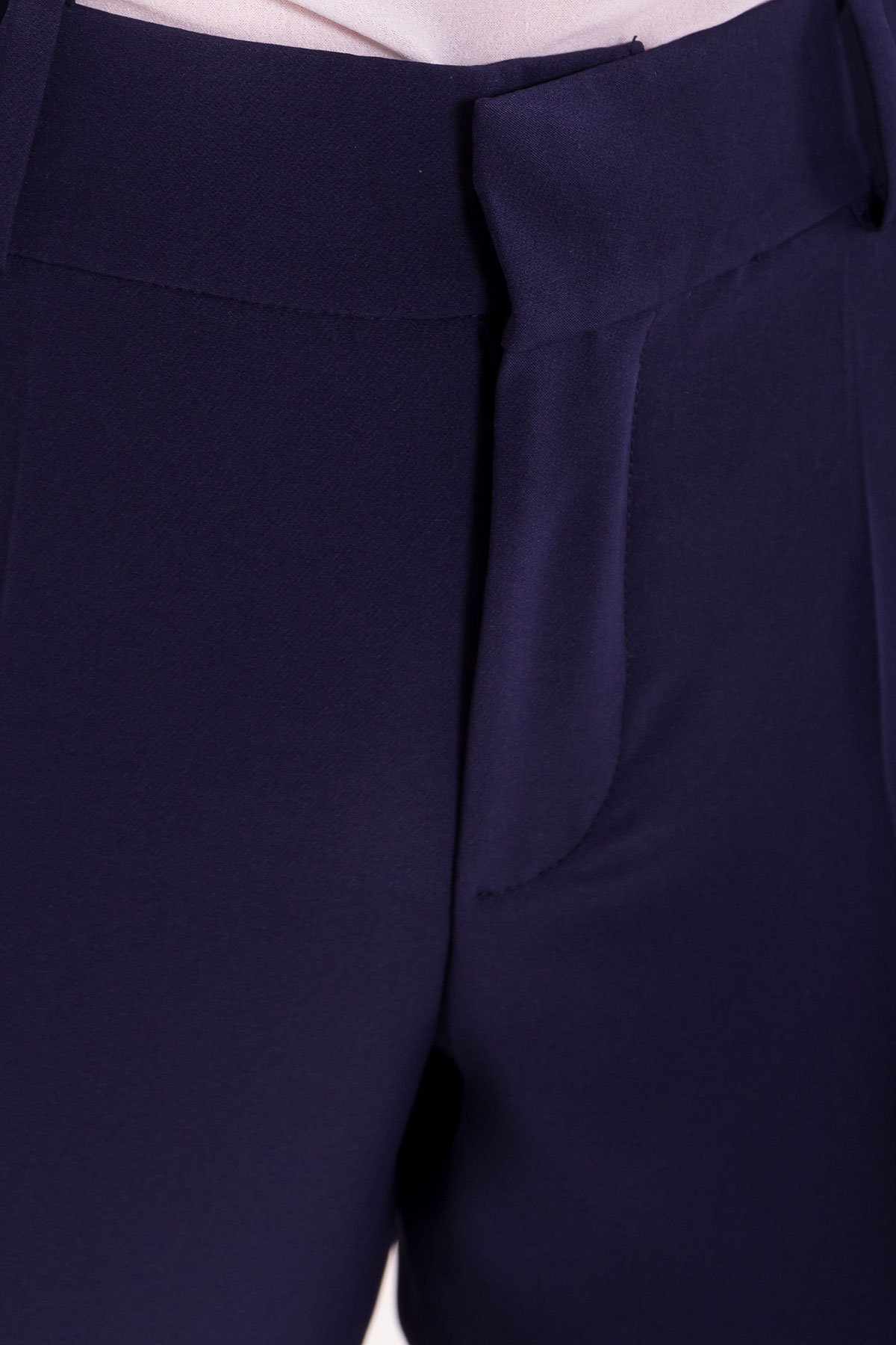 Базовые брюки со стрелками Эдвин 2467 АРТ. 15260 Цвет: Тёмно-синий - фото 7, интернет магазин tm-modus.ru