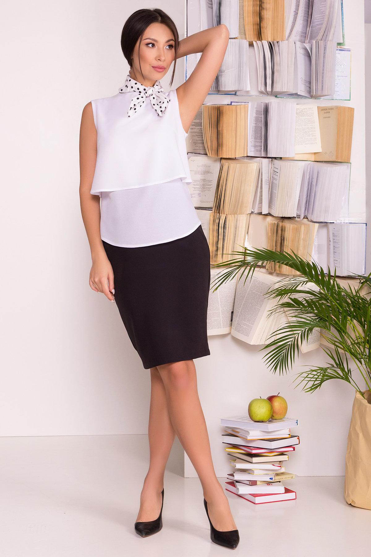 Блуза Арома лайт  7642 Цвет: Белый