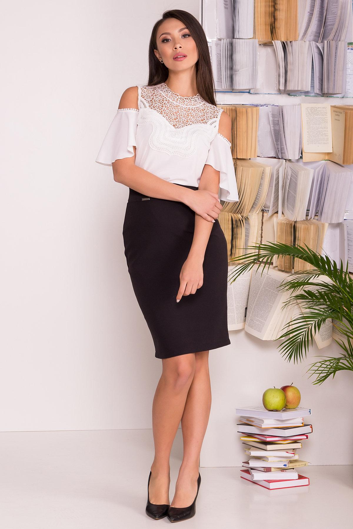 Купить женские блузки оптом в Украине Блуза Лотос 5205