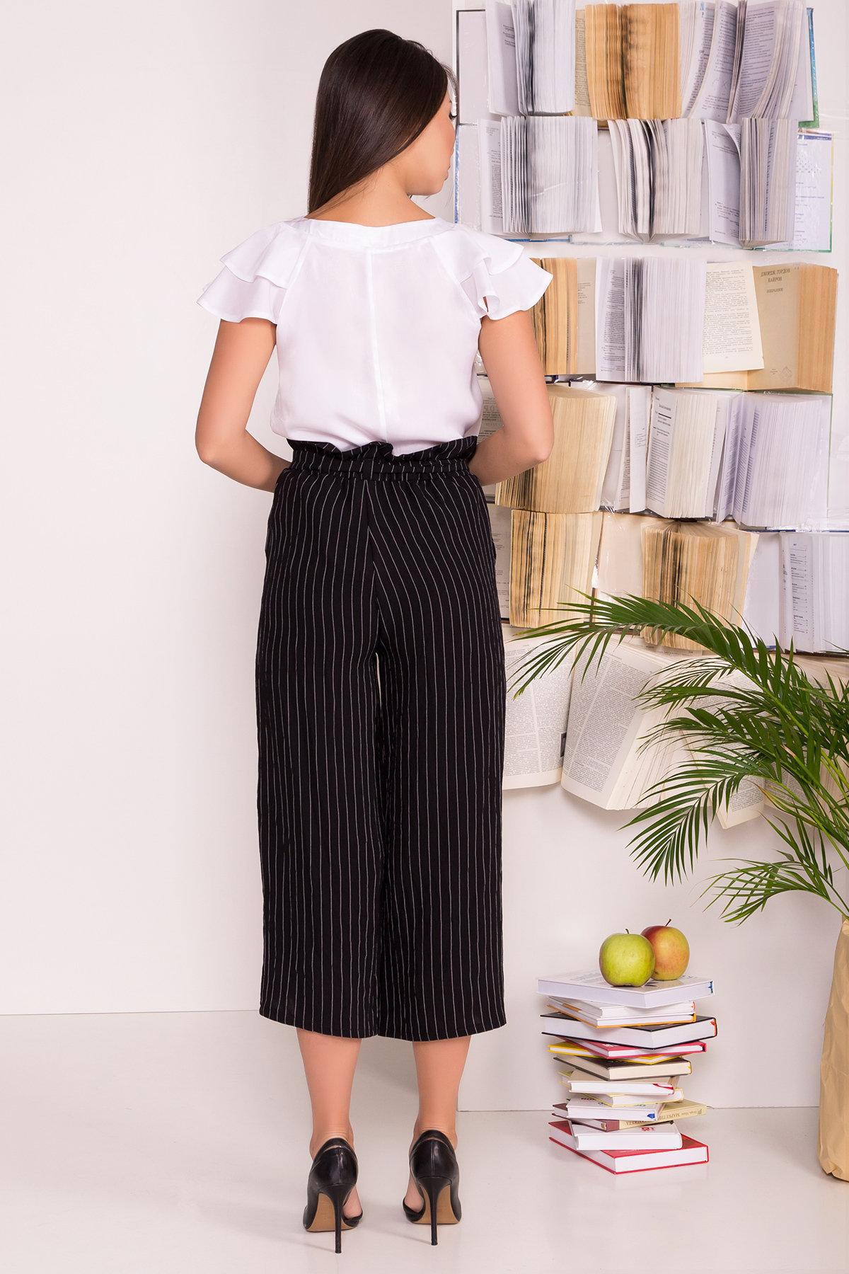 Блузка Инканто 7650 АРТ. 43578 Цвет: Белый - фото 3, интернет магазин tm-modus.ru