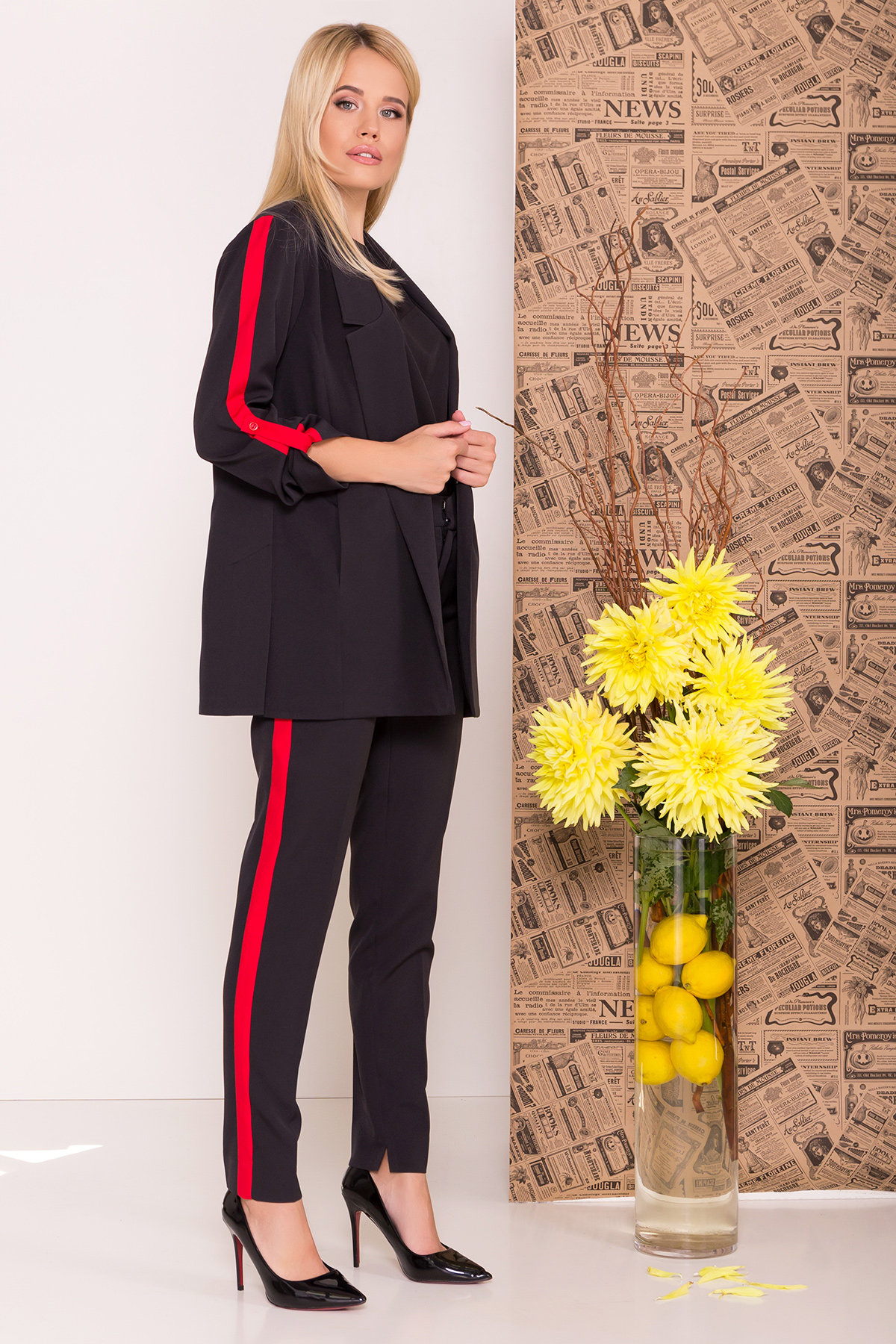 Женская одежда оптом Украина Modus Костюм Макеба 7715