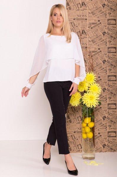 Блуза Сади 7691 Цвет: Белый