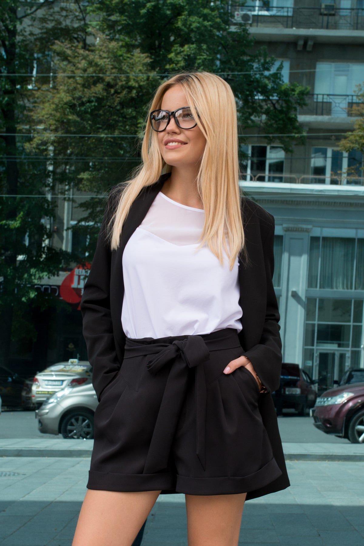 Купить блузку женскую от Modus Топ База 7744