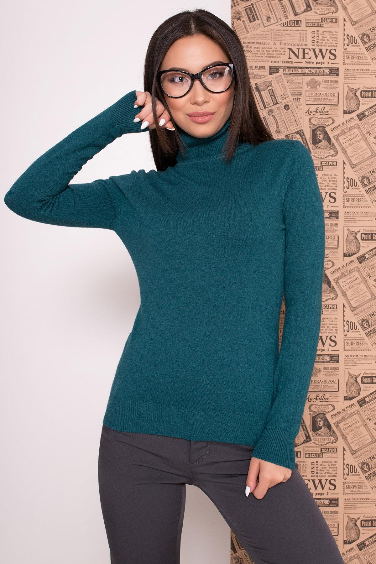 купить вязаный свитер Гольф 7842